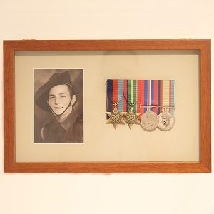 military medals frame kit